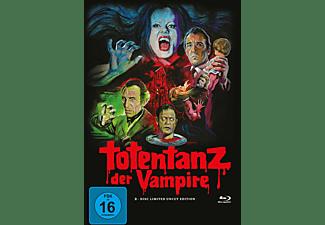 Totentanz der Vampire - Mediabook Blu-ray + DVD
