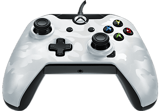 PDP Xone Controller Wired White CAMO