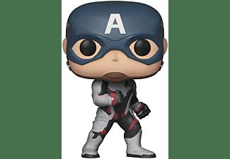 Marvel Pop! Vinyl Figur 450 Avengers Endgame Cptn America