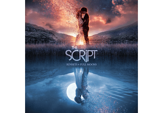 The Script - Sunsets And Full Moons  - (CD)