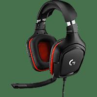 LOGITECH G332 Gaming Headset Schwarz