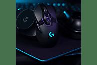LOGITECH G903 Wireless Gaming Maus, Schwarz
