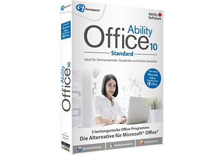 AVANQUEST PC - Ability Office 10 /D -
