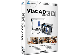 PC/Mac - ViaCAD 2D/3D: Version 12 /D
