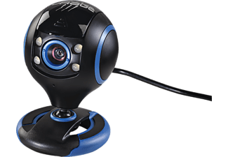 URAGE HD Essential - Webcam (Schwarz/Blau)