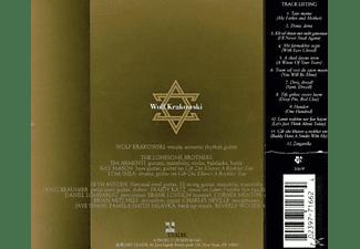 Wolf Krakowski - DESTINY  - (CD)