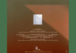 Eliott Sharp - STRING QUARTETS 1986-1996  - (CD)