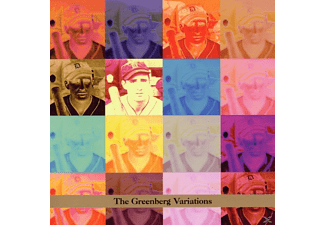 Kramer - GREENBERG VARIATIONS  - (CD)