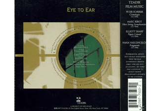 Frith Fred - EYE TO EAR  - (CD)
