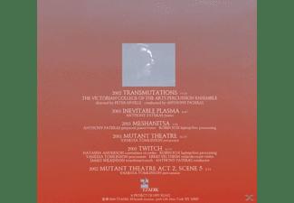 Anthony Pateras - MUTANT THEATRE  - (CD)