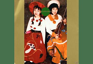 Syzygys - EYES ON GREEN  - (CD)