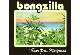 Bongzilla - Thank You...Marijuana (Black Vinyl)  - (Vinyl)