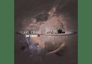 Carl Craig, VARIOUS - Detroit Love 2  - (Vinyl)