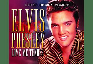 Elvis Presley - Love Me Tender (3CD)  - (CD)