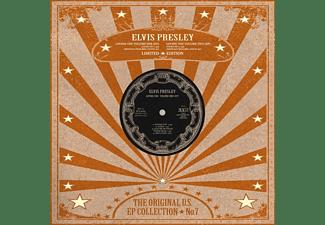 Elvis Presley - LOVING YOU -EP-  - (EP (analog))