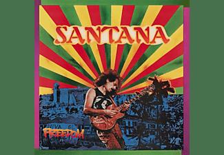 Carlos Santana - FREEDOM -HQ/INSERT-  - (Vinyl)