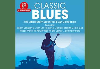 VARIOUS - CLASSIC BLUES  - (CD)