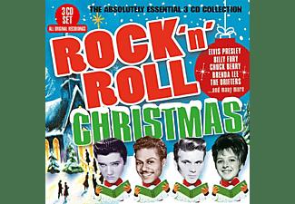 VARIOUS - ROCK 'N' ROLL CHRISTMAS  - (CD)