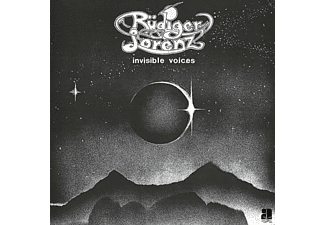 Rüdiger Lorenz - Invisible Voices  - (CD)