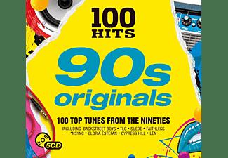 VARIOUS - 100 Hits-90s Originals  - (CD)