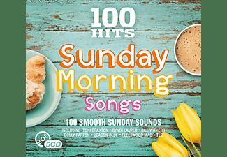 VARIOUS - 100 Hits-Sunday Moring  - (CD)