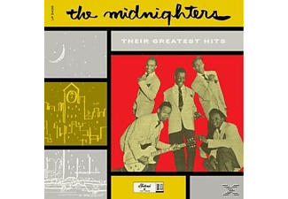 The Midnighters - THEIR GREATEST HITS  - (Vinyl)
