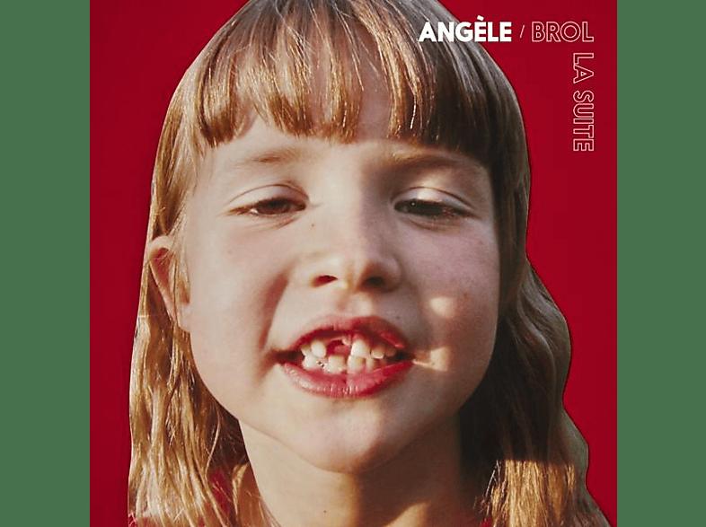 Angele - BROL LA SUITE CD
