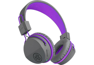 JLAB AUDIO Jbuddies Studio Kids - Casque (Over-ear, Violet)