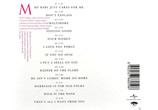 Malia - Black Orchid  - (CD)