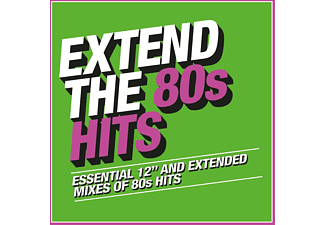 VARIOUS - Extend the 80s-Hits  - (CD)