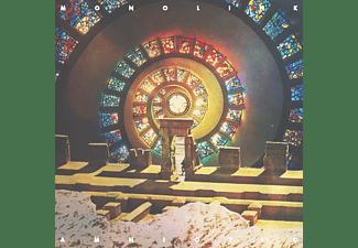 Monolink - Amniotic  - (CD)