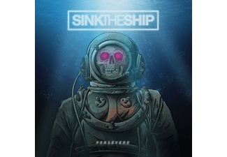 Sink The Ship - Persevere  - (CD)