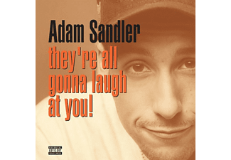 Adam Sandler - They're All Gonna Laugh At You!  - (Vinyl)