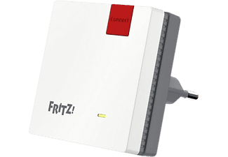 AVM FRITZ!Repeater 600 INT - WLAN Mesh Repeater (Weiss)