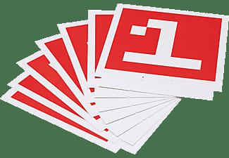 DJI ROBOMASTER S1 SICHTMARKIERUNGEN Sichtmarkierung, Rot/Weiß