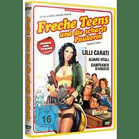 Freche Teens Und Die Scharfe Paukerin [DVD]