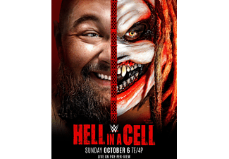WWE : Hell In A Cell 2019 DVD