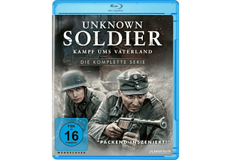 Unknown Soldier - TV-Serie Blu Ray Blu-ray
