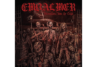 Embalmer - Emanations From The Crypt (Digibook)  - (CD)