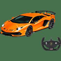 JAMARA Lamborghini Aventador SVJ 1:14 orange 2,4G A Ferngesteuertes Fahrzeug, Orange