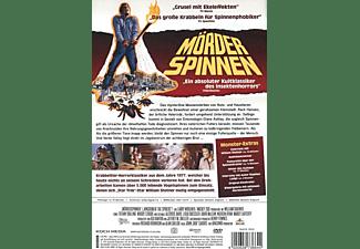 MÖRDERSPINNEN DVD