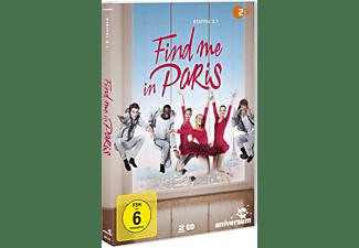 Find me in Paris Staffel 2.1 DVD