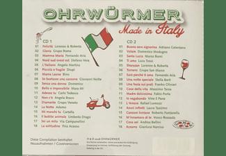 VARIOUS - Ohrwürmer-Made In Italy  - (CD)