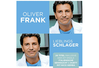 Oliver Frank - Lieblingsschlager  - (CD)