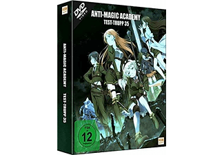 Anti-Magic Academy - Test-Trupp 35 DVD
