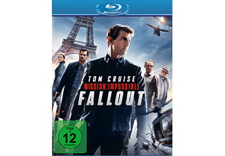 Mission: Impossible 6-Fallout Blu-ray