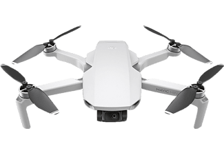 DJI Mavic Mini Fly More Combo Drohne Hellgrau