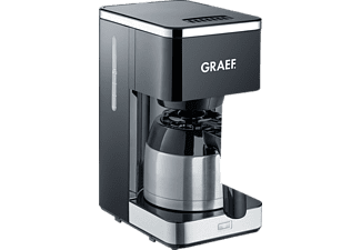 GRAEF FK 412 Kaffeemaschine Schwarz