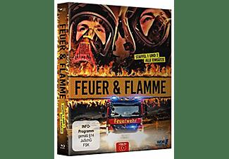Feuer und Flamme-Mit Feuerwehrmännern im Einsat Blu-ray