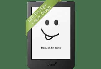 TOLINO page 2  6 GB USB eBook-Reader Schwarz